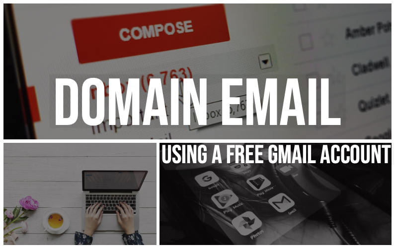 Send and Receive Domain Email from a Free Gmail Account